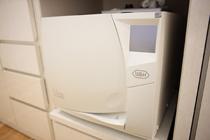 Lisa 高圧蒸気滅菌器